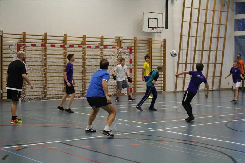 Sport mit Lehrpersonen